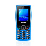 "BRONDI CELLULARE EROS AZZURROFotocamera1.3mp+flash,1,77"",bluetooth,radio"