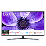 LG LCD 55UN74006 UHD HDR SMARTQuad Core, IPS Display, Smart TV webOS 5.0, Telecomando punt