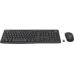 LOGITECH WIRELESS KEYBOARD MK295 920-009797 - MK295 Silent Graphite
